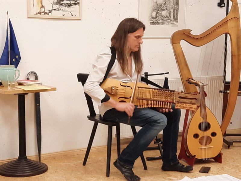Musiker Dirk Kilian