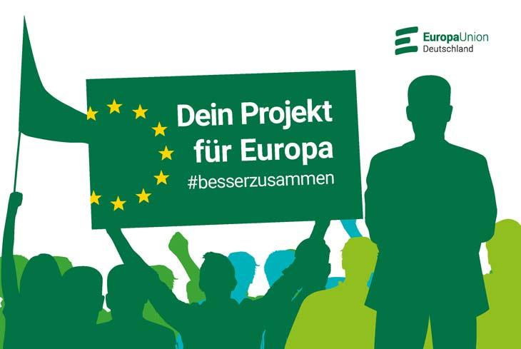 Dein Projekt für Europa
