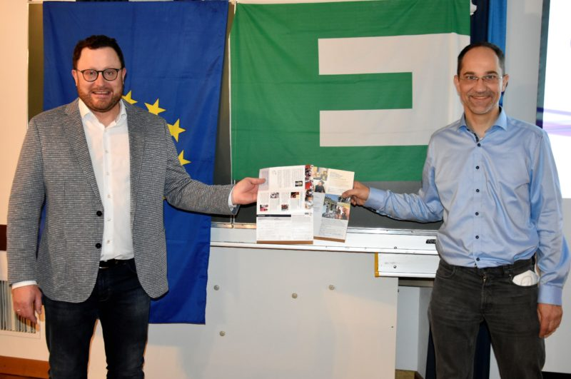 Thorsten Frank und Matthias Fink