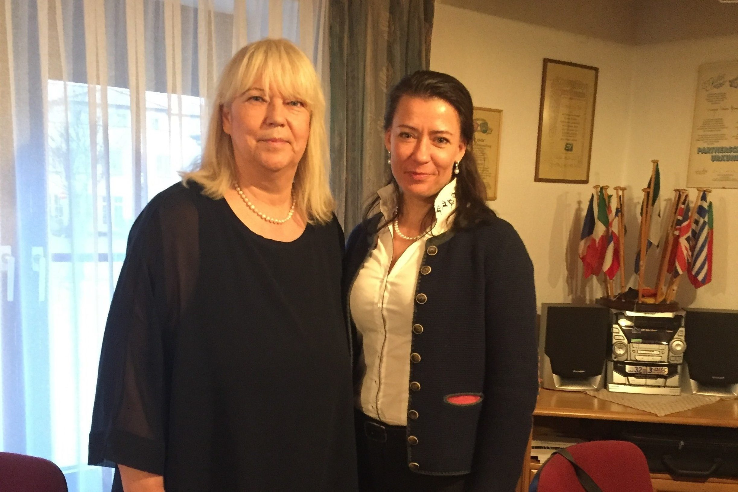 Frauenforum Mit Frau Dr Claudia Conen Aus Thuringen Kreisverband Hammelburg E V