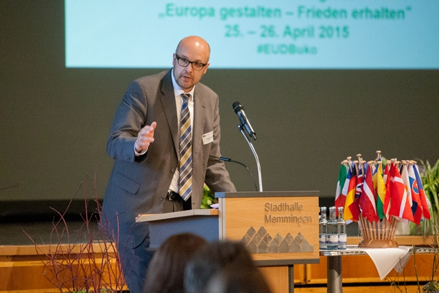 Geschäftsbericht von Generalsekretär Christian Moos
