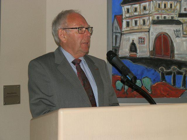 Edgar Hirt, Stellvertretenden Landesvorsitzenden der Europa-Union Bayern