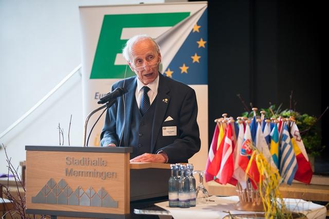 Vorsitzender des gastgebenden Kreisverbandes Memmingen