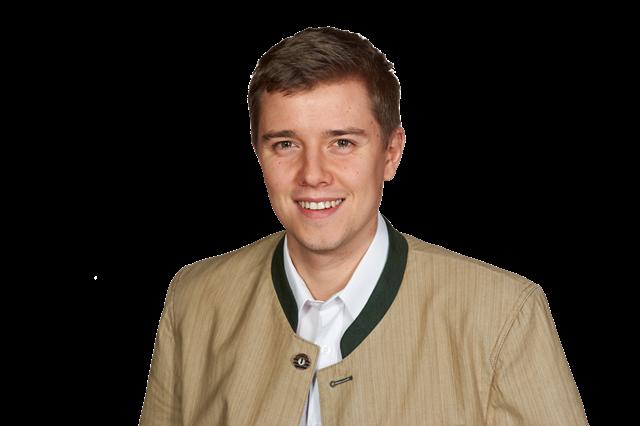 Der neu gewählte Vorsitzende, Stefan Wieneke