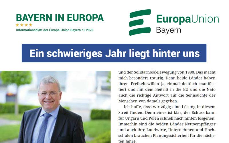 Bayern in Europa