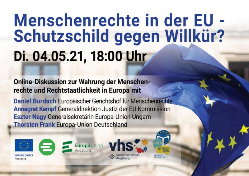 Menschenrechte in der EU: Schutzschild gegen Willkür?